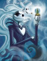 Jack Skellington by rice-claire