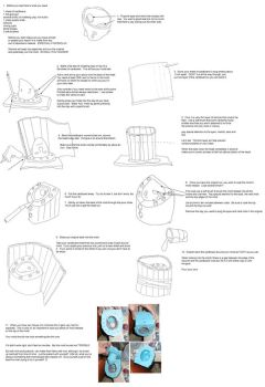 How to mold a doll head by batchix