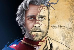 Les Miserables 2014 - JEAN VALJEAN by Sheridan-J