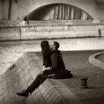 Lovers ... by the river 4 by anjelicek