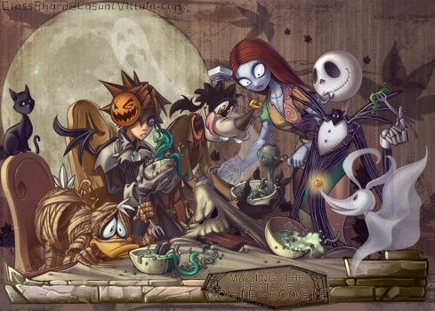 Making the Best of OogieBoogie by AshleyCope