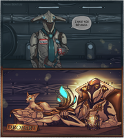 Warframe: Oro, what's this? by MarikBentusi