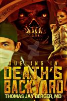 Medical Thriller Ebook Cover by Dafeenah