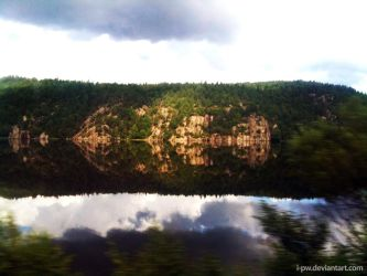 Reflection Perfection by wellgraphic