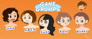 Grumps family! by MsGDance