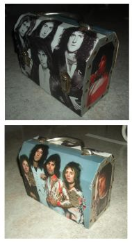 Queen lunchbox by estranged-illusions