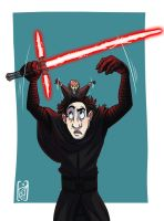 Star Wars: Anyone can join the Dark Side by iisjah