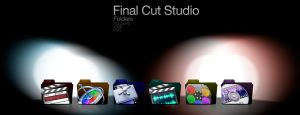 Final Cut Studio Folders Set by wurstgott