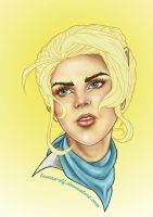 Pike by luvian-elf