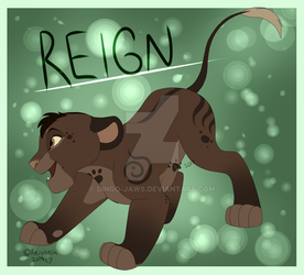 Reign the Lioness 2018 by xReignfalle