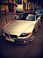 BMW Z4 III by Csipesz