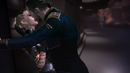 Kiss on the Citadel by Nightfable