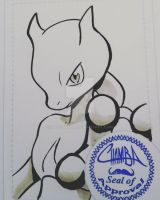 BAM8 - Mewtwo by theCHAMBA