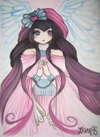 Art-trade .. wwegirllovesya090 by zenab-tareef