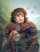 Hiccup 3 by chill13