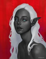 Elf by johnnymorrow