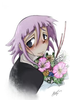 Our Beautiful Flower Crona by ImoonArt