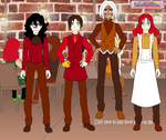 Crankrats Main Cast Part2 by Winry88