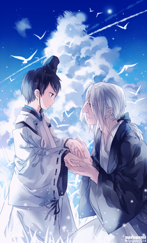 noragami(part01) by INstockee