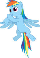 Rainbow Dash Vector: When Life Gives You Lemons... by Thorinair
