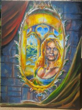 The Lady's Mirror by Firiel-Archer