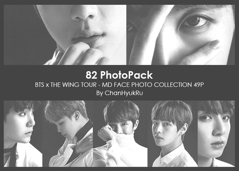 82 / BTS x THE WING TOUR - MD FPC PhotoPack by ChanHyukRu
