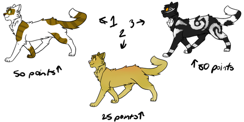 Adopts For Sale by 77Cessation77