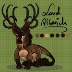 Alberich | Stag | Glenmore | Lord by DodgerMD
