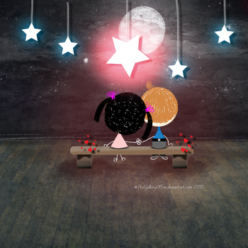 Wish Upon A Star by TheGalleryOfEve