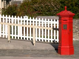 NZ- Arrowtown Post Box by EJSCreations