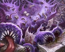 Will of Azathoth by ScottPurdy