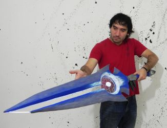 Thunderfury Blessed Blade of the Windseeker by TheGoblinFactory