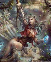 Val, Queen of Thieves by yuchenghong
