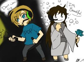 Pewdie 'n Cry Adventures by NeoRinku