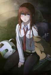 Steins Gate Kurisu Makise Blushing by corphish2