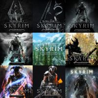 TES V Skyrim Special Edition Icon Pack by Kalca