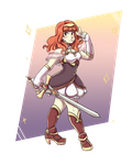 Magical Celica by Shionshetrr