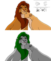 Base request- lions by kisini