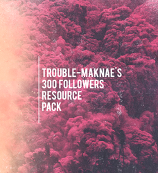 300 Followers Pack by dontayyy