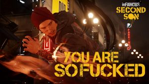 InFAMOUS Second Son - You are so fucked by Valtekken