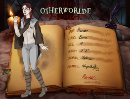 Otherworlde: Mareen Y1 by shandylace