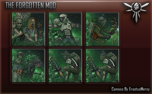 Troops of The Forgotten Mod by ErastusMercy