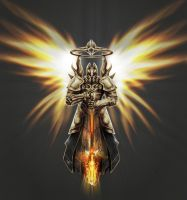 Imperius - The Archangel of Valor by Inkfired
