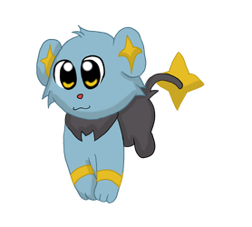 [FULL] Shinx by IceeDaHedgehog