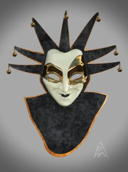The Mask by petege
