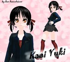 DL Autumn Kaai Yuki by SunRascolnicov