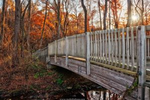 Crossing Over by JustinDeRosa