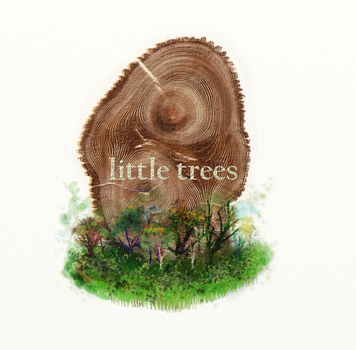 little trees by ShelbyQuino