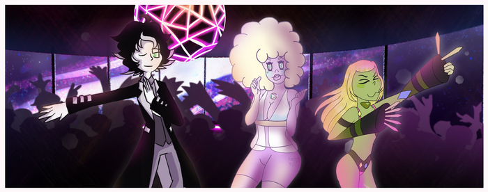 LIMBO GEM CLUB EVENT 1: Dancing Queen (and King) by Raben-Katze