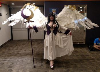 What Large Wings You Got (Conbravo 2018) by JackitK